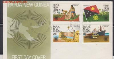 Папуа Новая Гвинея 1983 КПД до 02 08 - 160