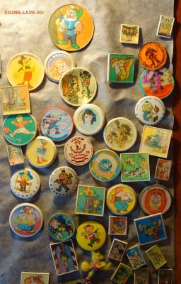 Куплю детские значки - DSC09159.JPG
