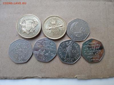 Юбилейные 50 пенсов и 2 фунта Британия ФИКС до 02.08 - IMAG7842