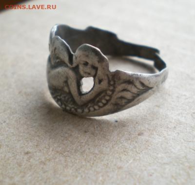 Кольцо серебро 84 проба с изображением трех девиц - Screenshot_50