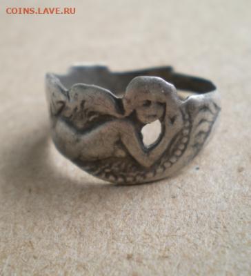Кольцо серебро 84 проба с изображением трех девиц - Screenshot_52
