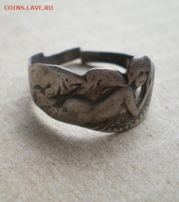 Кольцо серебро 84 проба с изображением трех девиц - Screenshot_61