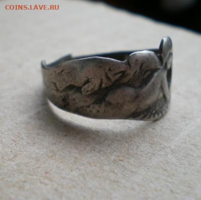Кольцо серебро 84 проба с изображением трех девиц - Screenshot_66