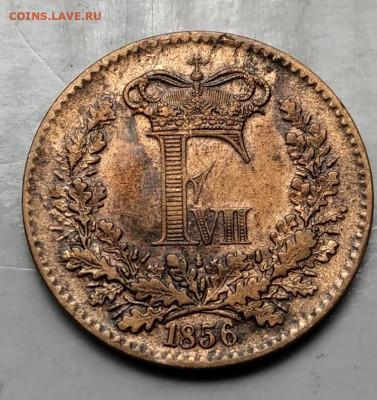 Дания 1 скиллинг 1856 до 22-00 04.08 - IMAG7878_2