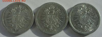 Германия, иностранщина (наборы, на вес, евро), царизм, СССР. - 1 пфенниг 1917 A - 2