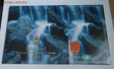Набор монет Евро 2004 год. Финляндия.с жетоном - IMG_20190908_142557