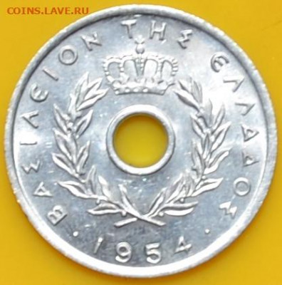 Греция 10 лепта 1954. 19. 09. 2020 в 22 - 00. - DSC_0658.JPG