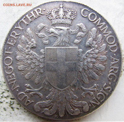 Определение подлинности монет Итальянской Эритрии - IMG_0539.JPG