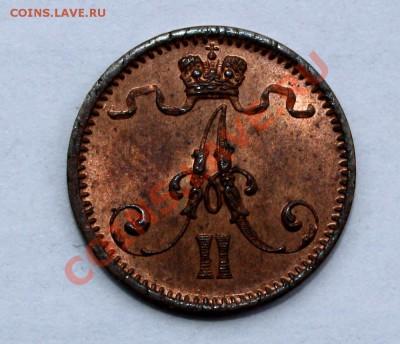 Коллекционные монеты форумчан (регионы) - пенни1874-а