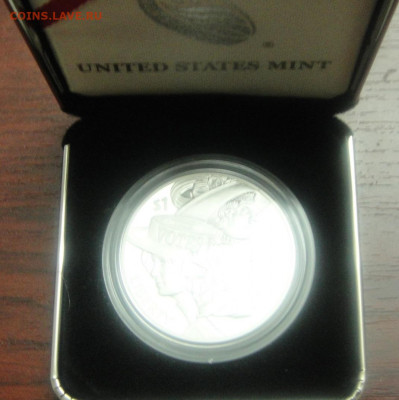 Монеты США. Вопросы и ответы - DSC02494.JPG