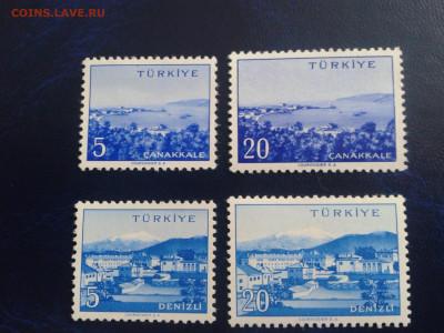"""Турция 1958-1959 гг. серия """"города"""" 5 и 20 куруш - 20200310_125335"""
