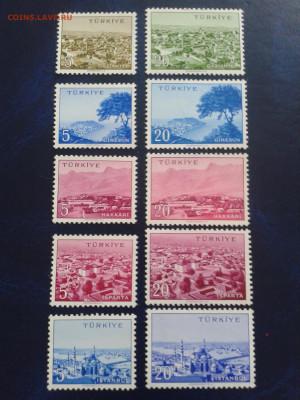 """Турция 1958-1959 гг. серия """"города"""" 5 и 20 куруш - 20200310_130857"""