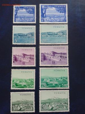 """Турция 1958-1959 гг. серия """"города"""" 5 и 20 куруш - 20200310_131341"""
