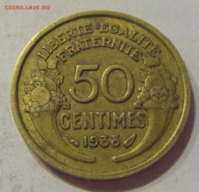50 сантим 1938 Франция №1 09.10.2020 22:00 МСК - CIMG6690.JPG