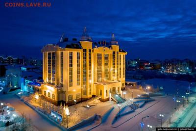 Самый красивый город в России - 5is-Evj_B6Q