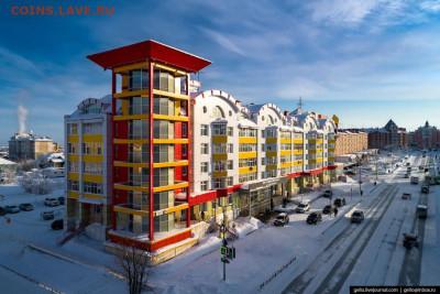 Самый красивый город в России - -22wLzB1C0E