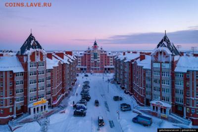 Самый красивый город в России - nCt1T7rcEd4