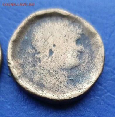 Кто и для чего делали насечки на монетах? - Hadr_a