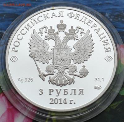 3 рубля Сочи 2014 Горные лыжи - DSC_0042.JPG