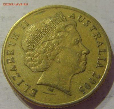 1 доллар 2005 война Австралия №1 24.10.2020 22:00 МСК - CIMG9692.JPG