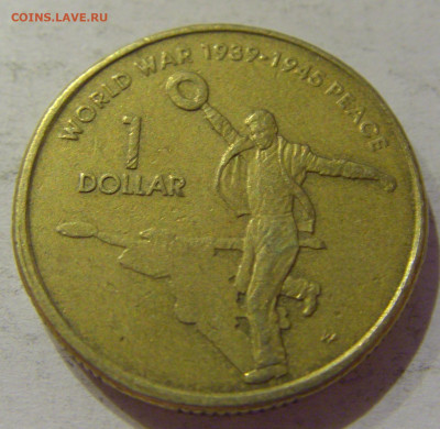 1 доллар 2005 война Австралия №1 24.10.2020 22:00 МСК - CIMG9689.JPG