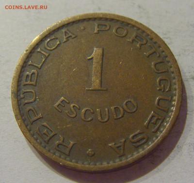 1 эскудо 1965 Ангола №1 24.10.2020 22:00 МСК - CIMG9702.JPG