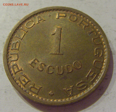 1 эскудо 1973 Гвинея №1 24.10.2020 22:00 МСК - CIMG9710.JPG