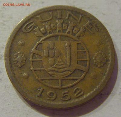 50 сентаво 1952 Гвинея №1 24.10.2020 22:00 МСК - CIMG9728.JPG