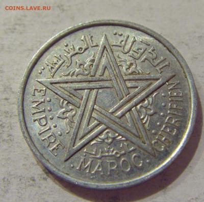 1 франк 1951 Марокко №1 24.10.2020 22:00 МСК - CIMG9920.JPG