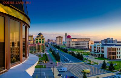 Самый красивый город в России - магас 1