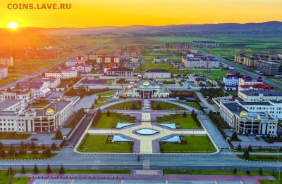 Самый красивый город в России - магас 2
