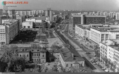 Самый красивый город в России - гостинница урал