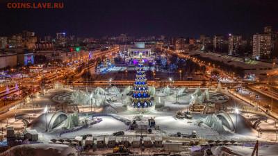 Самый красивый город в России - эспланада 3