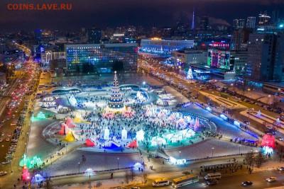 Самый красивый город в России - эспланада 2