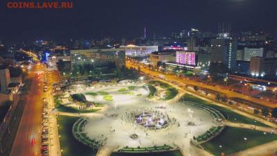 Самый красивый город в России - эспланада 1