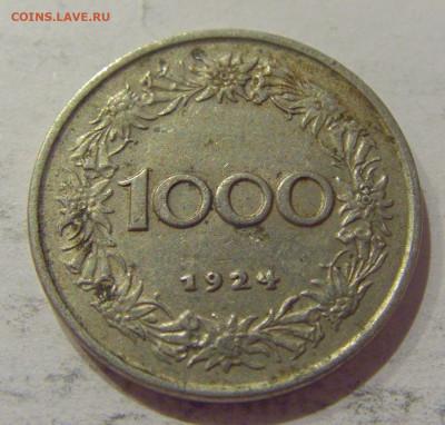 1000 крон 1924 Австрия №2 04.11.2020 22:00 МСК - CIMG0794.JPG