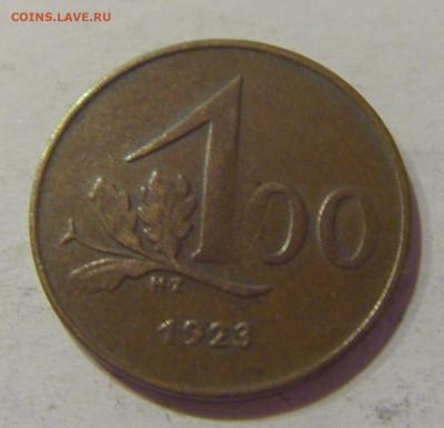 100 крон 1923 Австрия №3 04.11.2020 22:00 МСК - CIMG7763.JPG