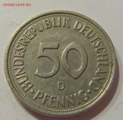 50 пфеннигов 1975 D Германия №1 05.11.2020 22:00 МСК - CIMG2286.JPG