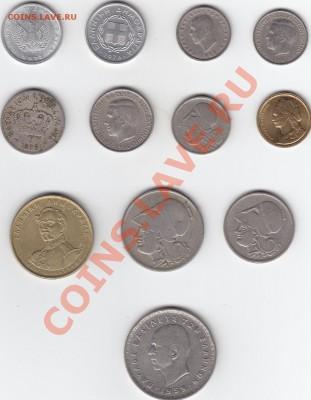 ГРЕЦИЯ 12 разных монет до 28.09 22:00 мск - IMG_0011
