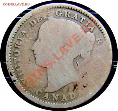 A43 Канада 10¢ 1896 AG до 29.09 в 22°° - A43 10c Canada 1896_2