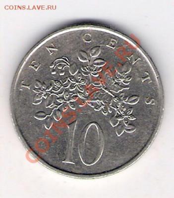 ЯМАЙКА 10 центов 1983, до 30.09.11 22-00мск. - сканирование0047