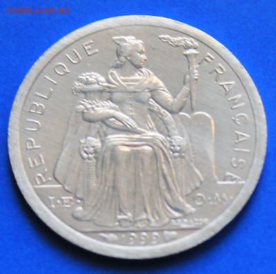 Новая Каледония 1 франк 1999 - 3