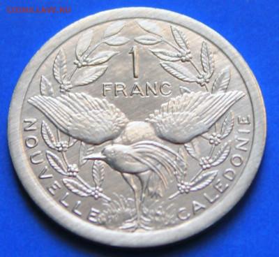 Новая Каледония 1 франк 1999 - 1