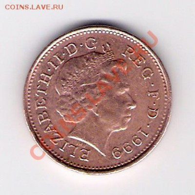 АНГЛИЯ 1 пенни 1999, до 30.09.11 22-00мск. - сканирование0273