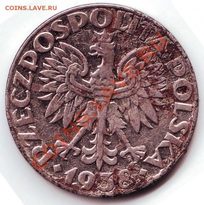Польша 50 грош 1938 г (железо) до 01.10.11г. в 19.00 - IMAGE0088.JPG