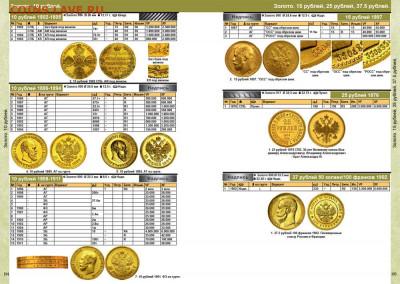 Каталог монет России 1682-1917, CoinsMoscow, фикс - s-catalog-imperial-zoloto