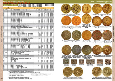 Каталог монет России 1682-1917, CoinsMoscow, фикс - s-catalog-imperial-med