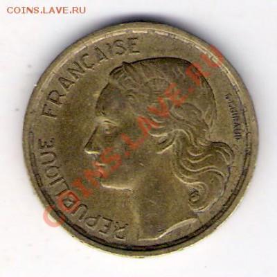 ФРАНЦИЯ 20 франков 1950, до 30.09.11 22-00мск. - сканирование0032