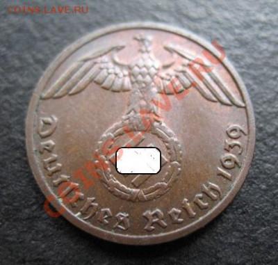 1939 г, Третий рейх,1 пф Е, до 27.09 в 21-00 мск - 1 пф е а