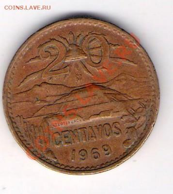 МЕКСИКА 20 сентаво 1969, до 30.09.11 22-00мск. - сканирование0039
